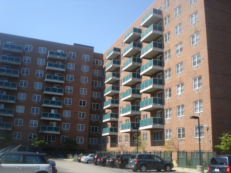 Dexter Park Apartments, Boston, MA